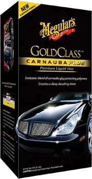 7. Gold Class Carnauba Plus Premium Liquid Wax