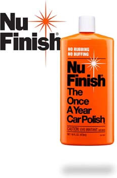4. Nu-Finish NF-76 Liquid Car Polish