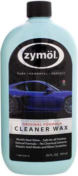 10. Zymol Z503 Cleaner Wax Original Formula, 20 Ounce
