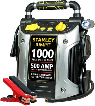 8. STANLEY J5C09 JUMPiT Portable Power Station Jump Starter