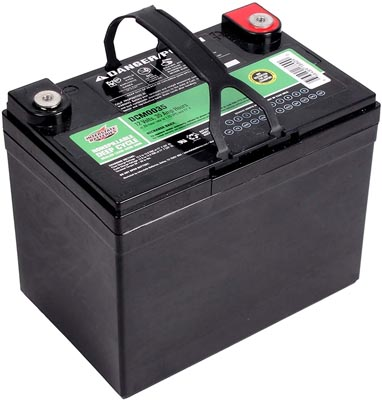 Interstate Batteries 12V 35AH Sealed Lead Acid