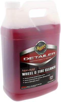 MEGUIAR'S Non Acid Tire & Wheel Cleaner