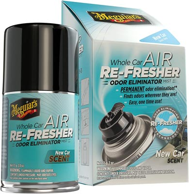 MEGUIAR'S Whole Car Air Re-Fresher