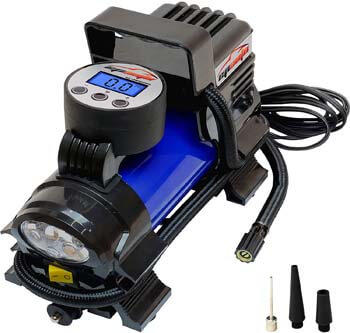 1. EPAUTO 12V DC Portable Air Compressor Pump