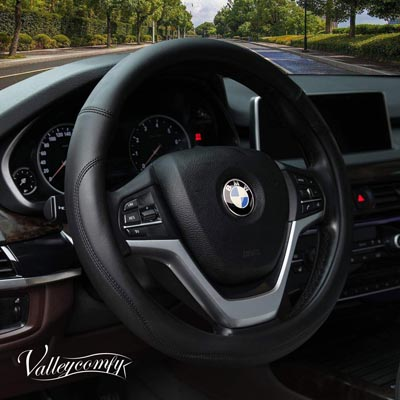 Valleycomfy Steering Wheel Cover