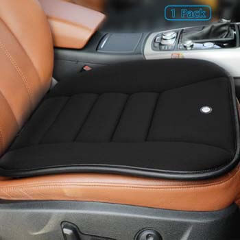 4. RaoRanDang Car Seat Cushion Pad