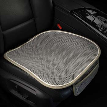 10. yberlin Car Seat Pad Cover, Breathable Comfort Car
