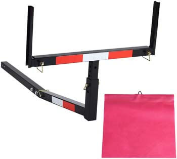 9. Goplus Pickup Truck Bed Hitch Extender