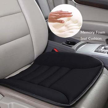 8. Big Ant Car Seat Cushion Pad Memory Foam Seat Cushion