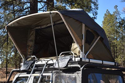 Raptor Series SUV Camping Rooftop Tent