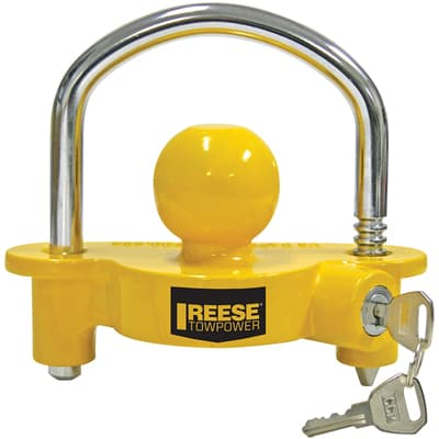 REESE Towpower Universal Coupler Lock
