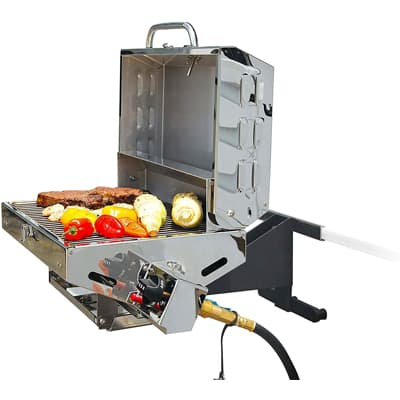 Camco Olympian Portable Gas Grill