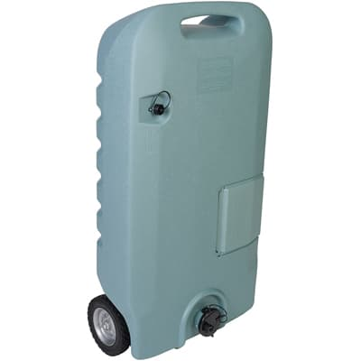 Tote-N-Stor 25609 Portable wastewater Tank.