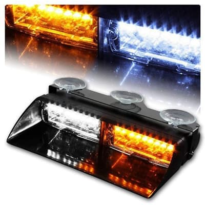 NISUNS Law Enforcement Emergency Warning Strobe Lights