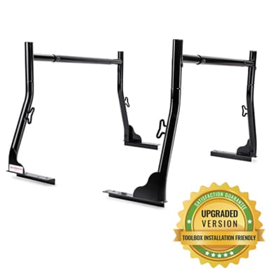 AA-Racks Model X31 Truck Ladder Rack